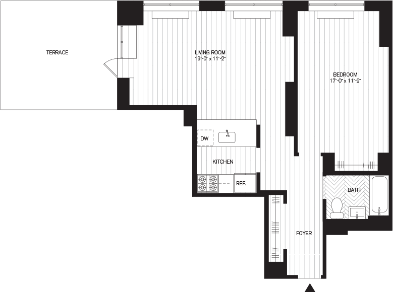 Learn more about Residence A, Floor 4