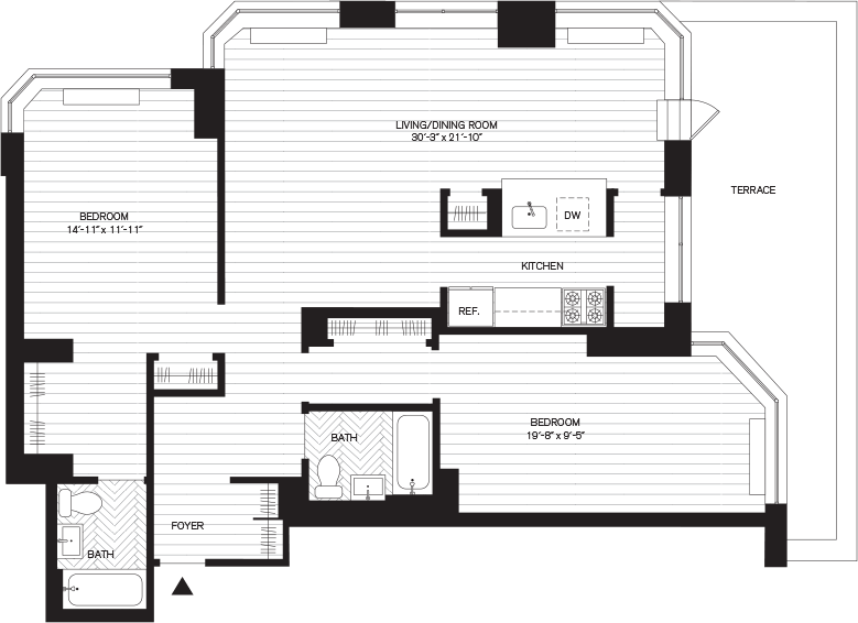 Learn more about Residence A, Floor 7