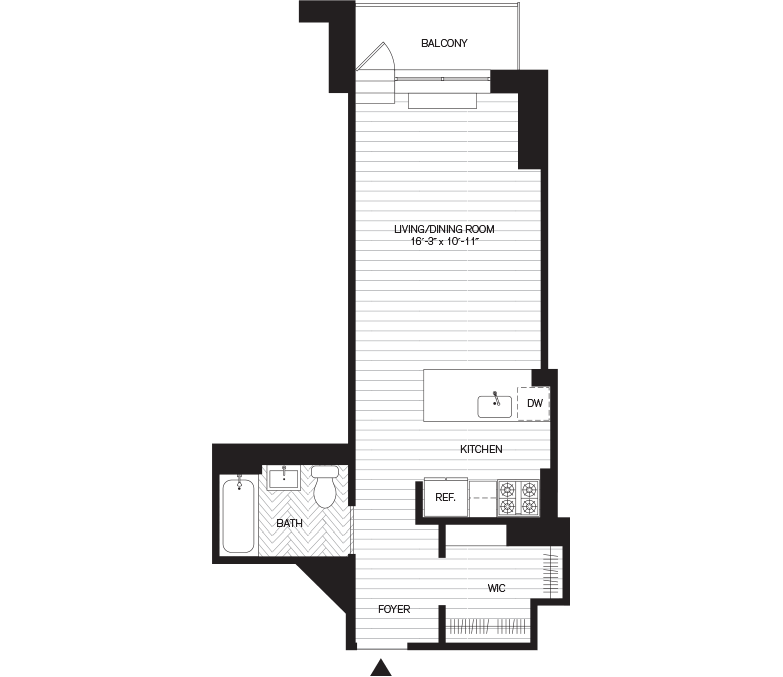 Learn more about Residence B, Floor 4