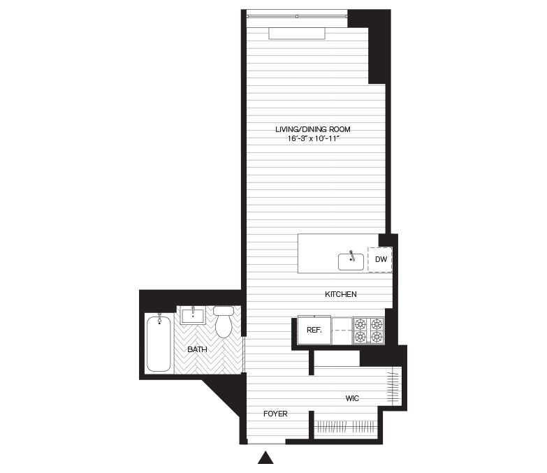 Learn more about Residence B, Floors 5-6