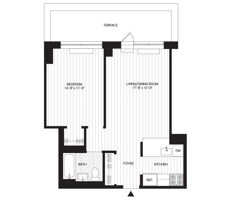 Learn more about Residence D, Floor 7