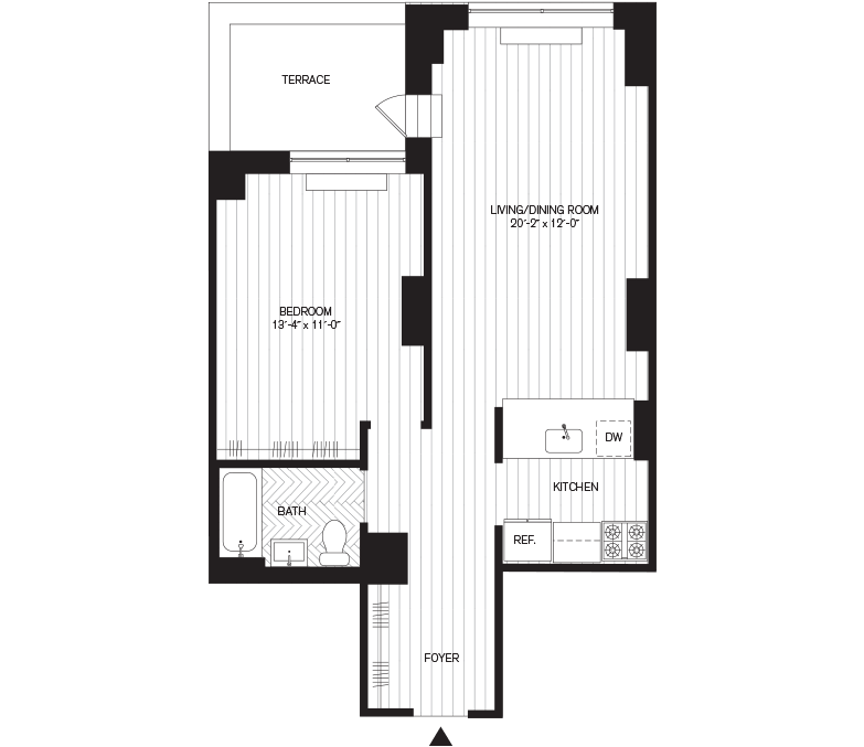 Learn more about Residence H, Floor 3
