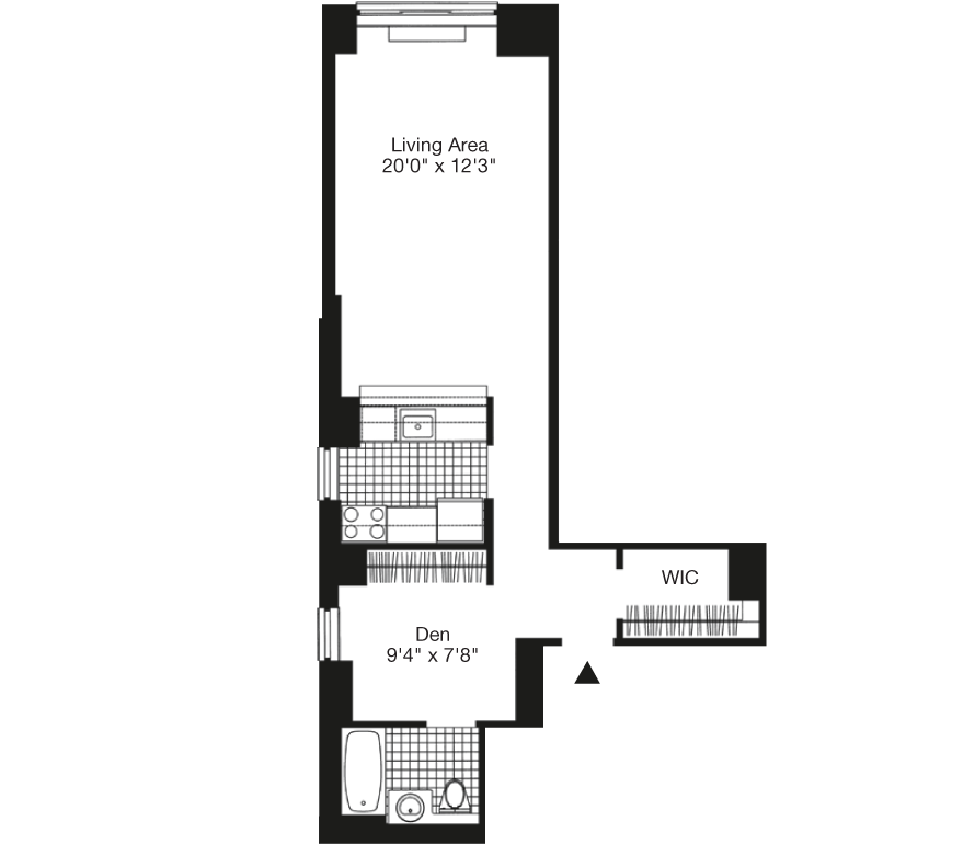 Learn more about Residence J, Floors 5-6