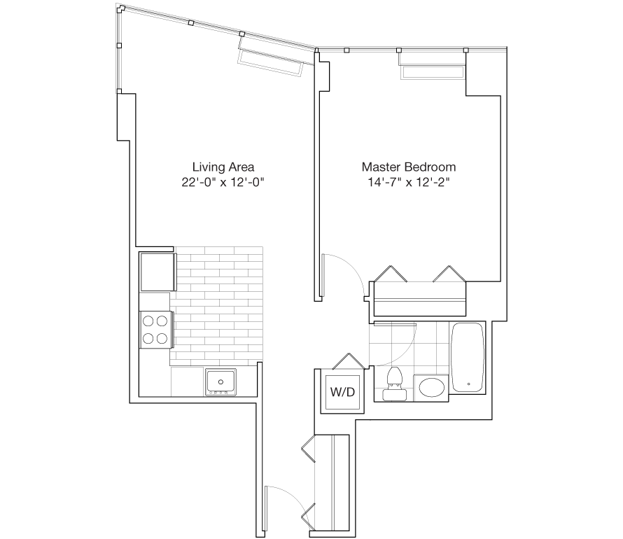 Learn more about Residence L, Floors 37-47